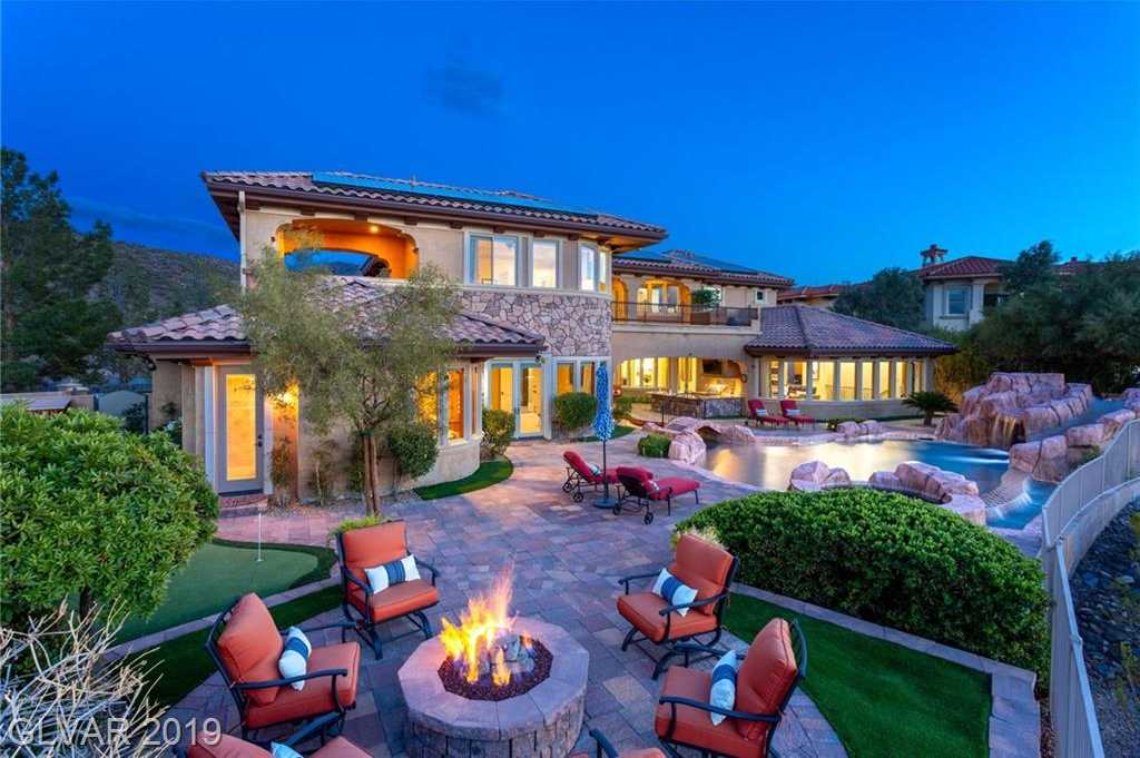 $3,498,888 - 5Br/8Ba -  for Sale in Anthem Cntry Club Parcel 42, Henderson