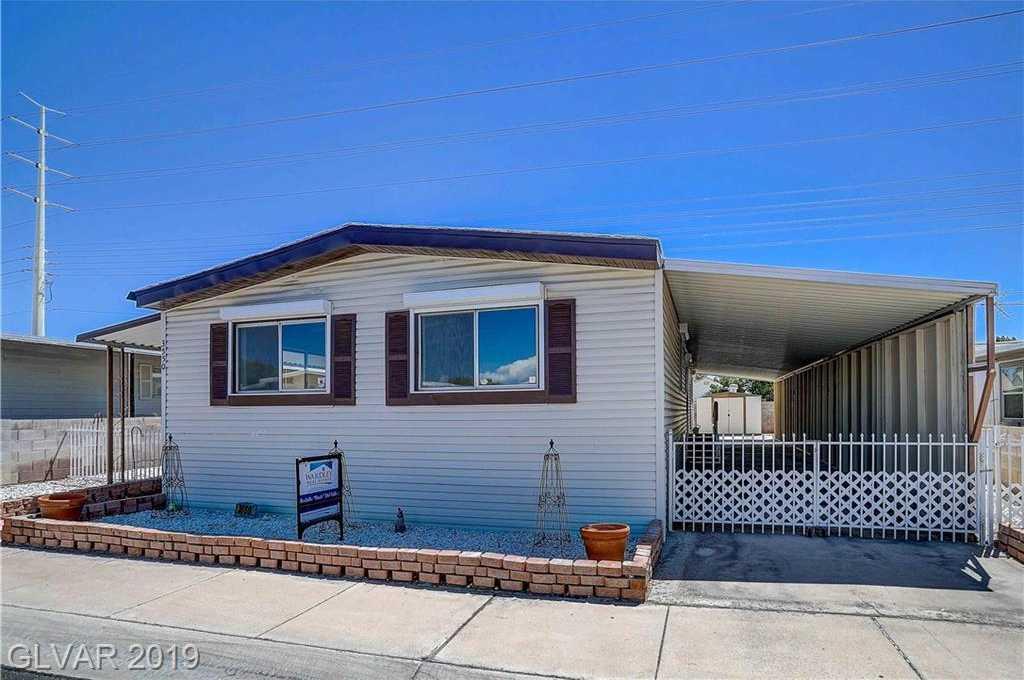 $170,000 - 2Br/2Ba -  for Sale in Desert Inn Mobile Est #01, Las Vegas