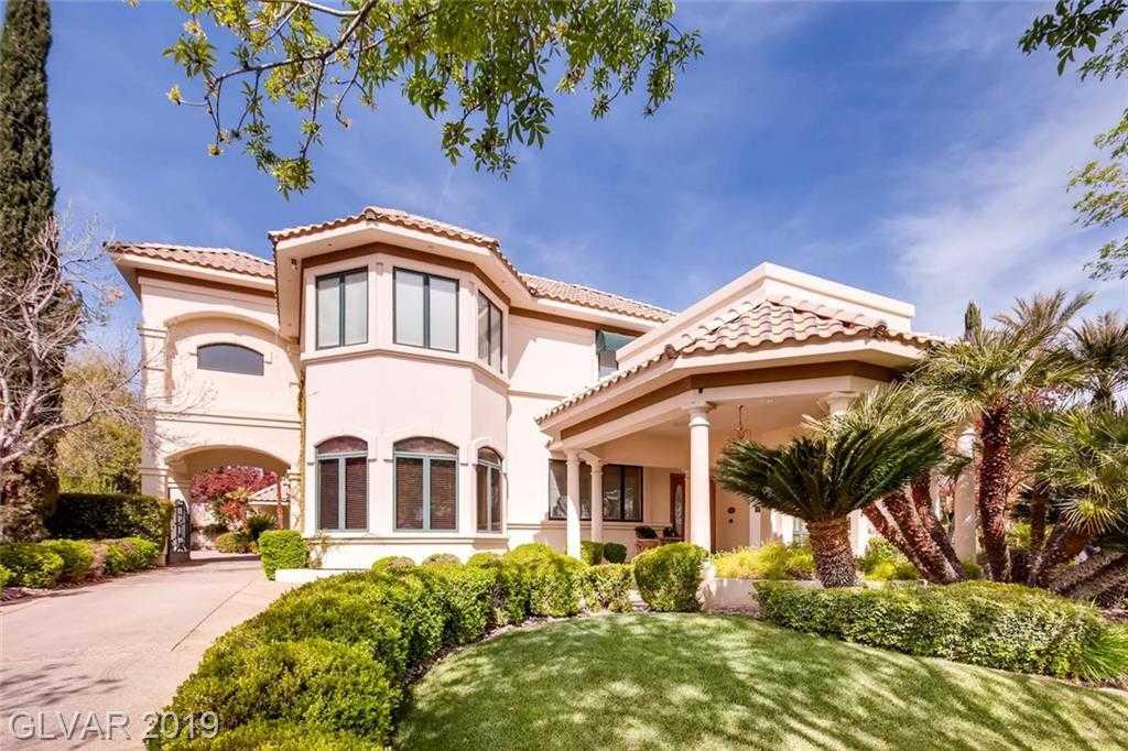 $1,999,999 - 5Br/7Ba -  for Sale in Tournament Hills, Las Vegas