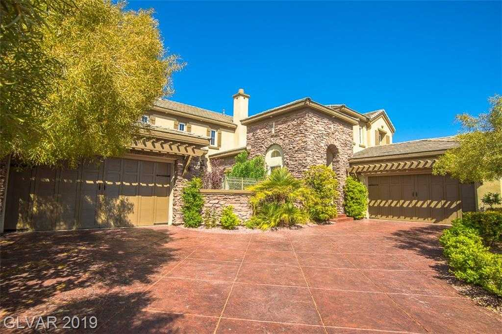 $1,588,000 - 6Br/6Ba -  for Sale in Red Rock Cntry Club At Summerl, Las Vegas
