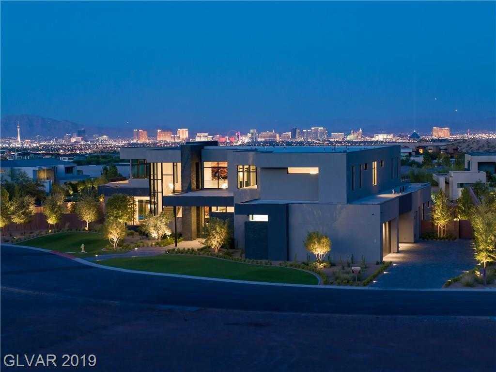 $5,399,000 - 5Br/8Ba -  for Sale in Summerlin Village 18 Ridges Pc, Las Vegas