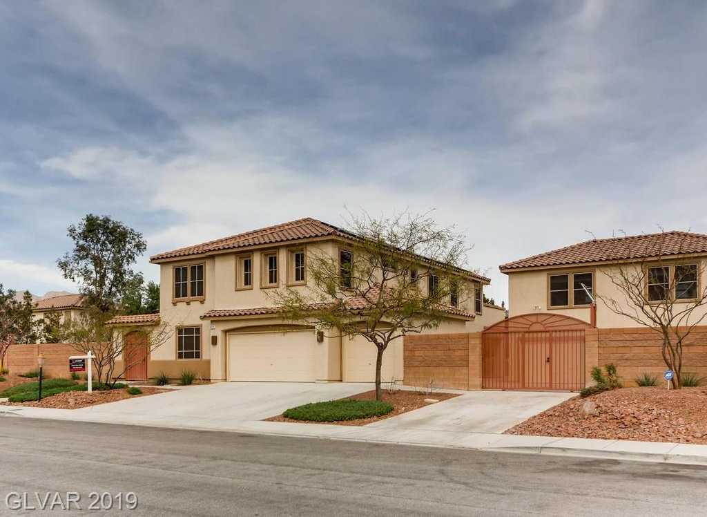 $699,900 - 5Br/4Ba -  for Sale in Iron Mountain Ranch Village 12, Las Vegas