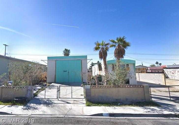 $20,000 - 2Br/1Ba -  for Sale in Sunrise Trlr Est Unit #3, Las Vegas