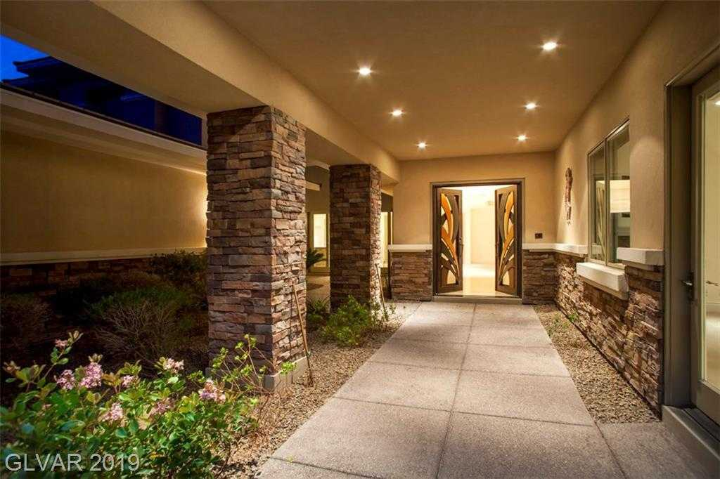 $2,950,000 - 4Br/6Ba -  for Sale in Summerlin Village 18 Parcel E, Las Vegas