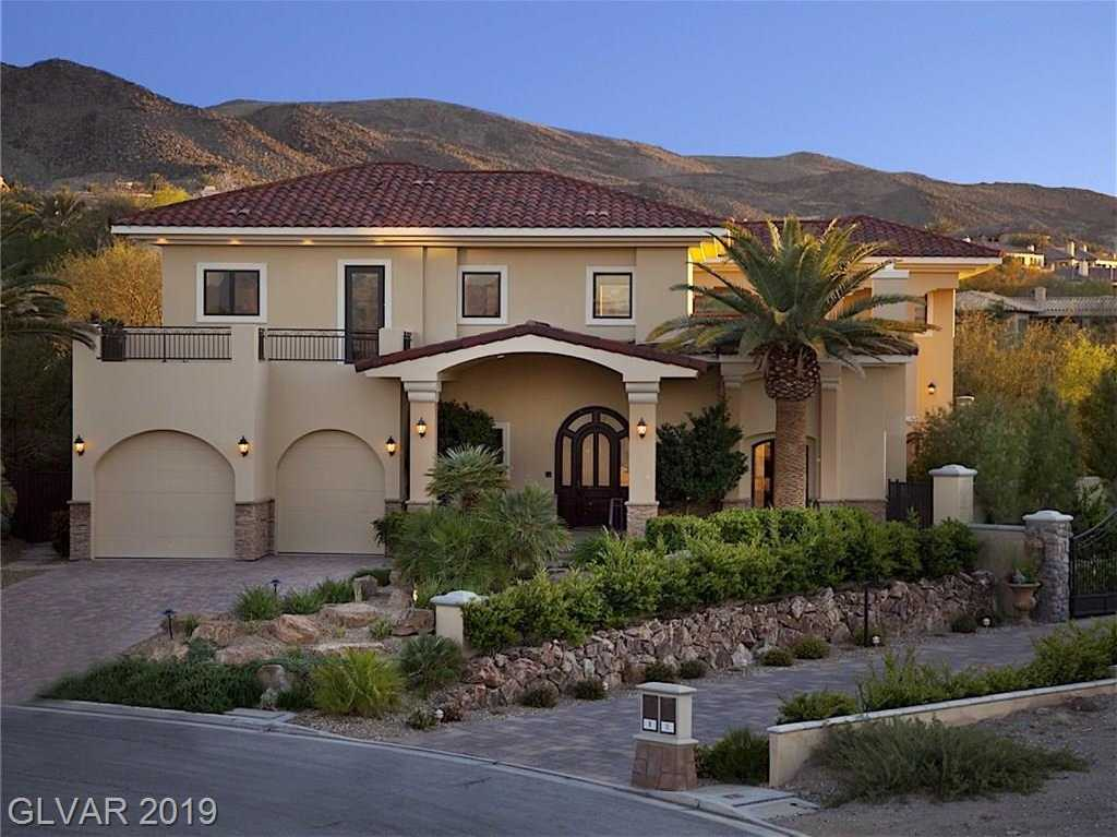 $1,100,000 - 4Br/6Ba -  for Sale in Siena, Henderson