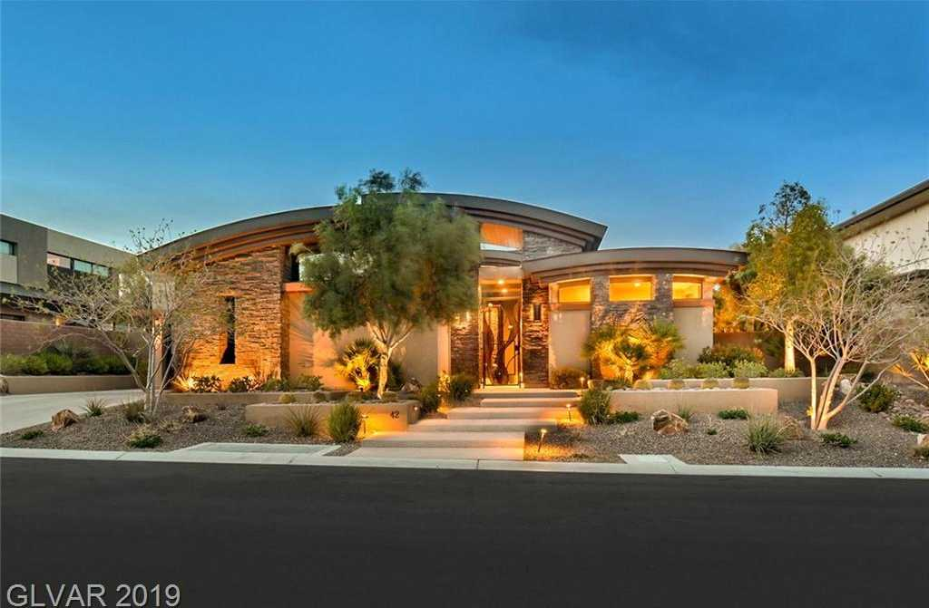 $3,288,000 - 5Br/6Ba -  for Sale in Summerlin Village 18 Ridges Pc, Las Vegas
