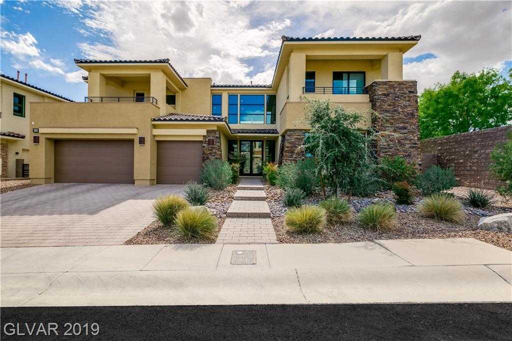 $999,500 - 3Br/5Ba -  for Sale in Montelago 17, Henderson