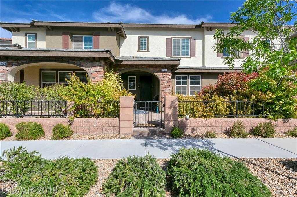 $326,500 - 3Br/3Ba -  for Sale in South Edge Inspirada Village 1, Henderson