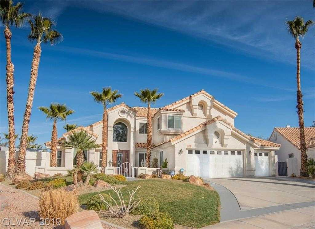 $699,000 - 4Br/4Ba -  for Sale in Green Valley-pecos Unit 1 Tr A, Henderson