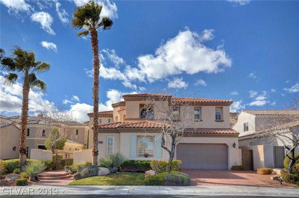 $1,557,777 - 4Br/5Ba -  for Sale in Red Rock Cntry Club At Summerl, Las Vegas