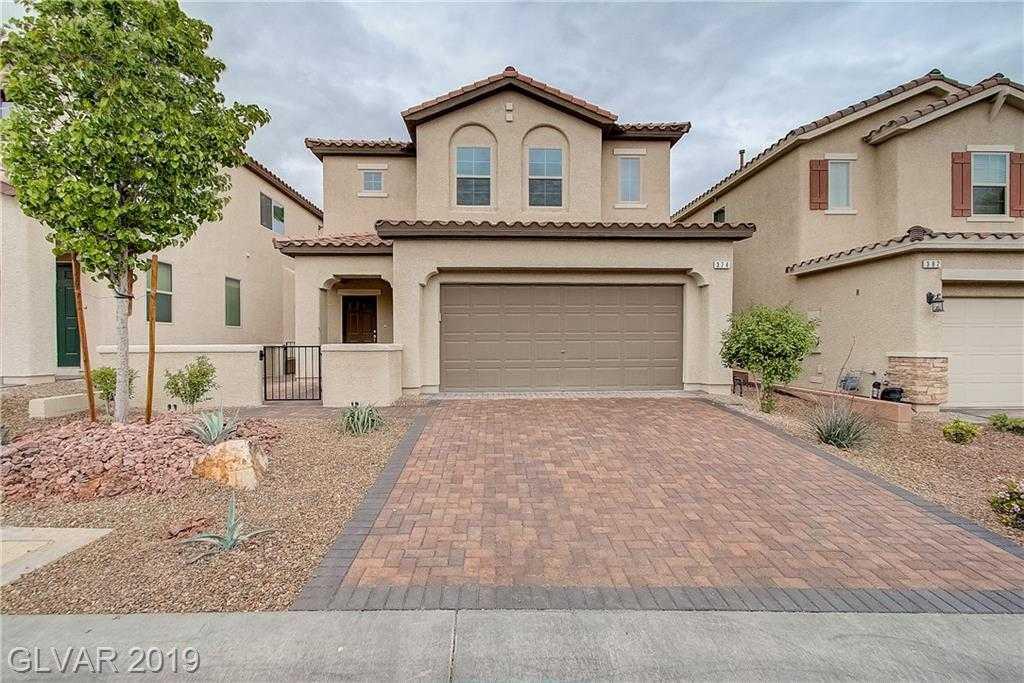 $348,000 - 3Br/3Ba -  for Sale in Rhodes Ranch Parcel 33 Phase 1, Las Vegas