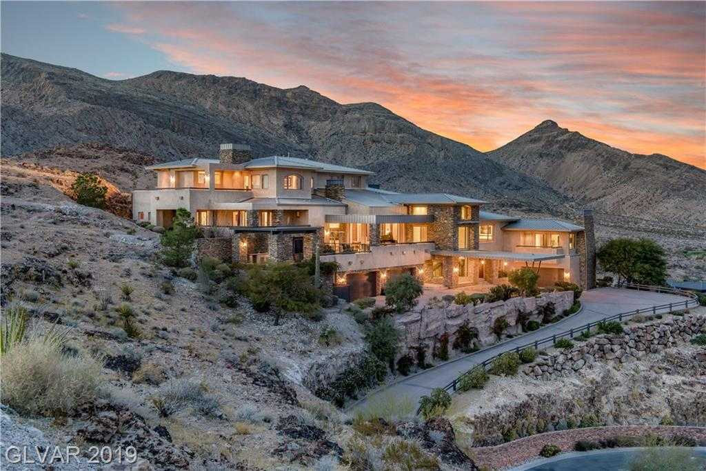 $15,999,000 - 5Br/8Ba -  for Sale in Summerlin Village 18 Phase 1 U, Las Vegas