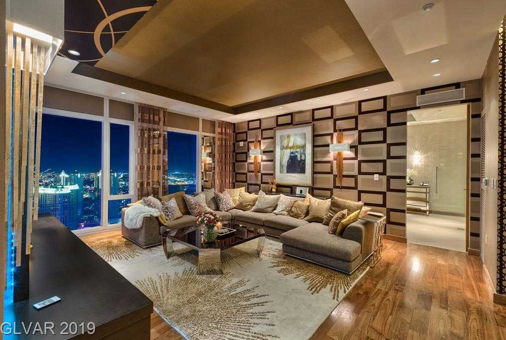 $4,500,000 - 2Br/3Ba -  for Sale in Resort Condo At Luxury Buildin, Las Vegas