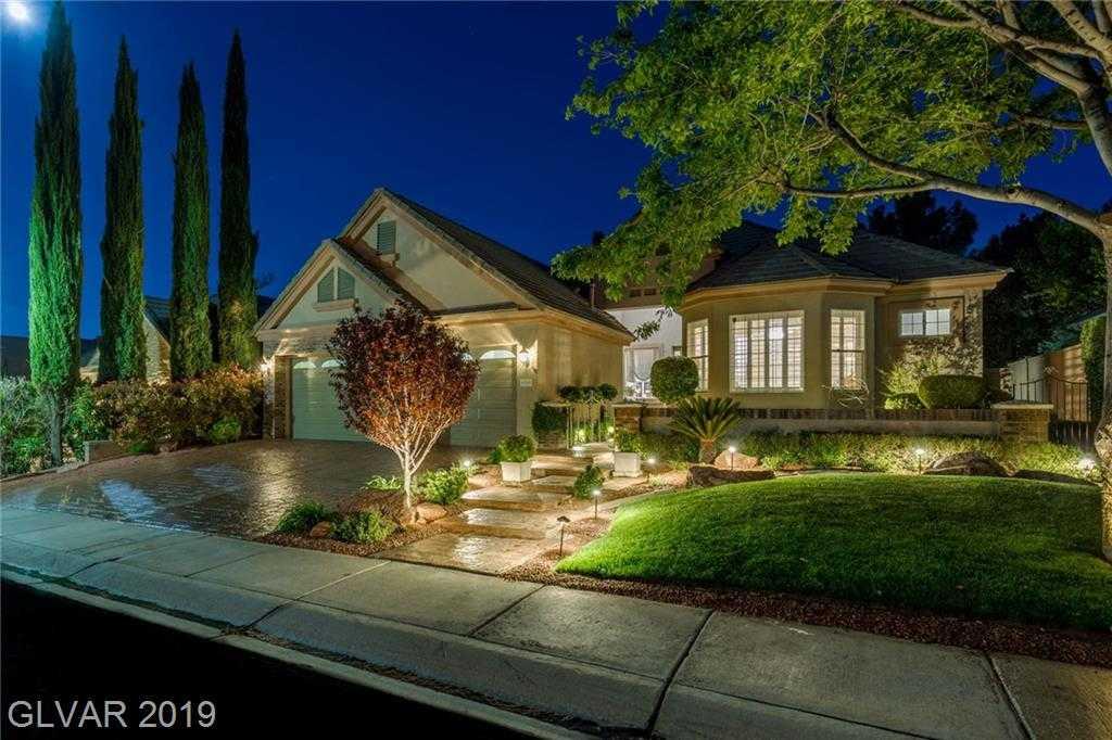$695,000 - 3Br/4Ba -  for Sale in Peccole West, Las Vegas