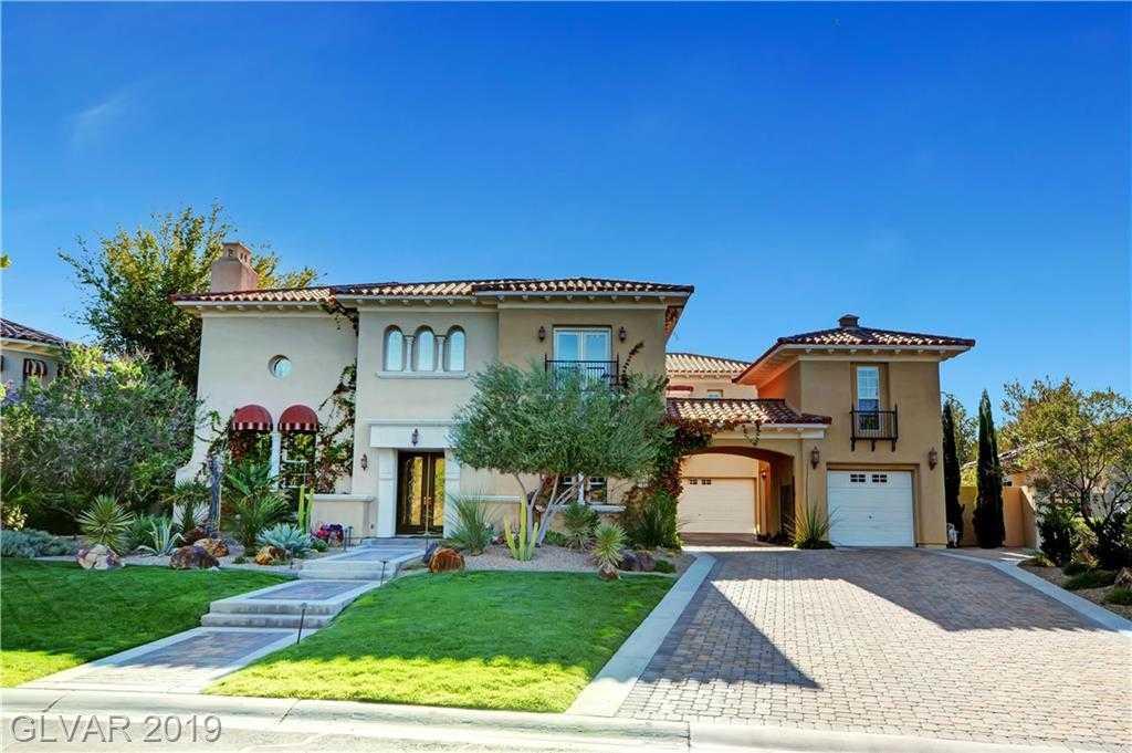 $1,650,000 - 5Br/6Ba -  for Sale in Estates At Southern Highlands, Las Vegas