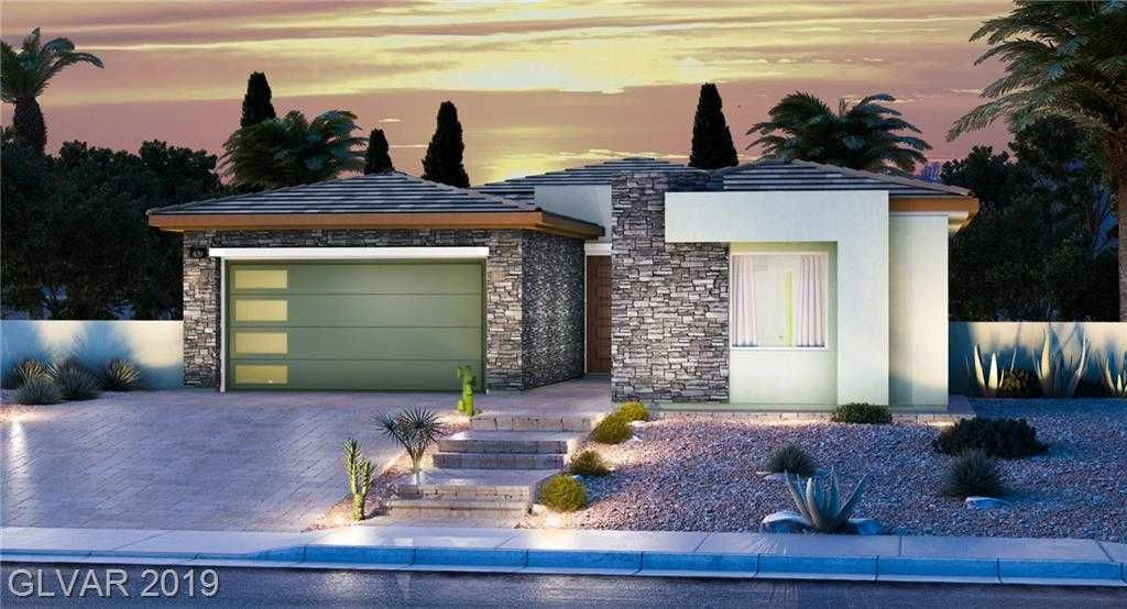 $692,990 - 3Br/4Ba -  for Sale in Reflection Bay Golf Course Lot, Henderson