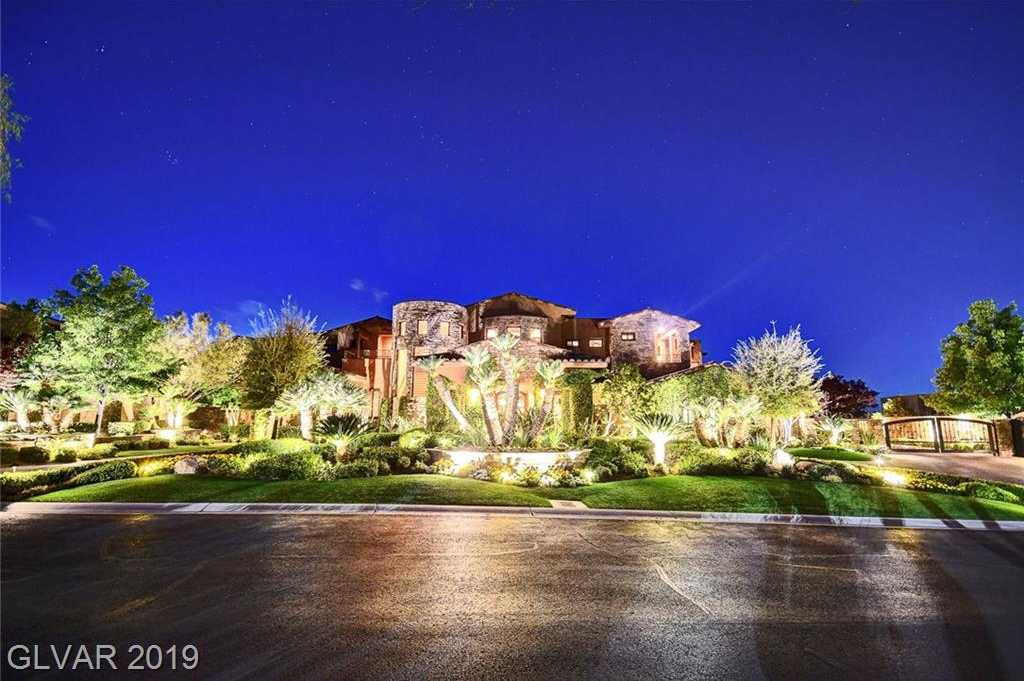 $11,888,000 - 4Br/10Ba -  for Sale in Summerlin Village 18 Phase 1 U, Las Vegas