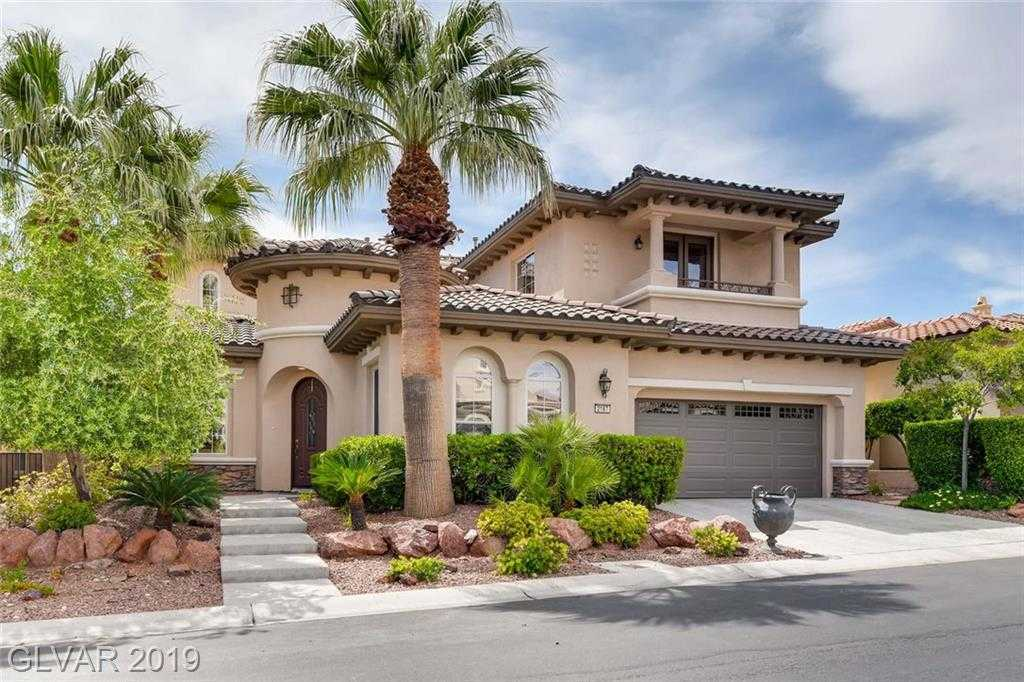 $1,088,755 - 4Br/4Ba -  for Sale in Red Rock Cntry Club At Summerl, Las Vegas
