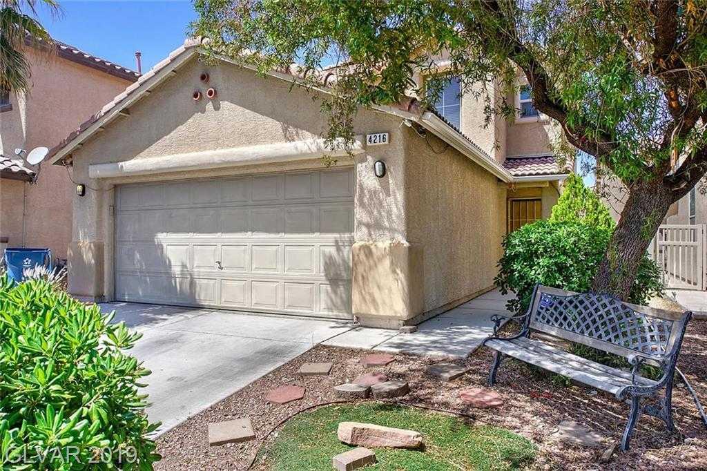 $218,888 - 3Br/3Ba -  for Sale in Walnut Glen Unit 2, Las Vegas