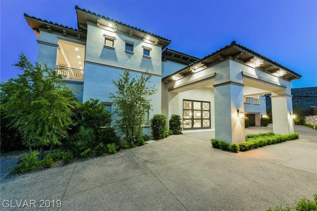 $5,500,000 - 7Br/7Ba -  for Sale in Parcel 315 At Southern Highlan, Las Vegas