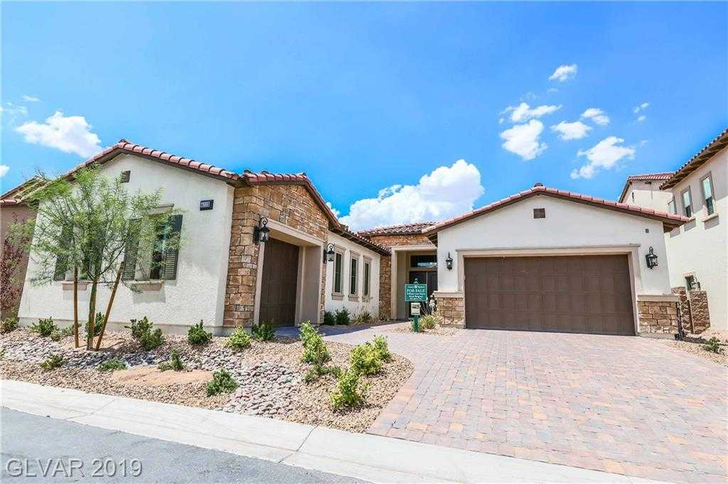$774,900 - 4Br/4Ba -  for Sale in Tuscan Cliffs At Southern High, Las Vegas