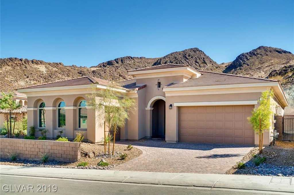 $787,655 - 3Br/4Ba -  for Sale in Lake Las Vegas Lot G-1, Henderson
