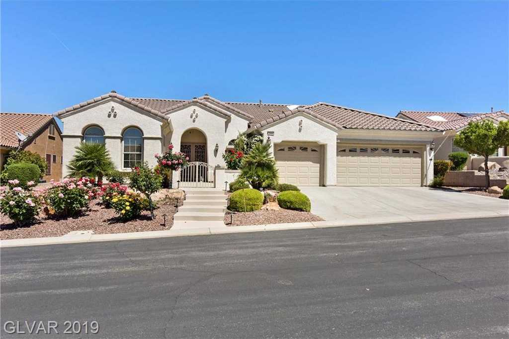 $845,000 - 3Br/4Ba -  for Sale in Sun City Anthem-unit #4 Phase, Henderson
