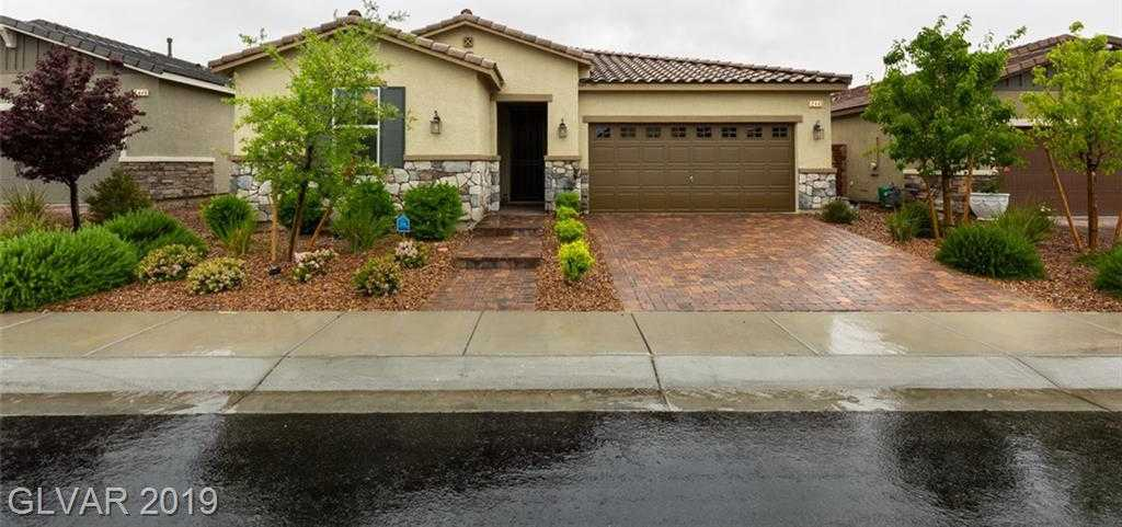 $400,000 - 4Br/3Ba -  for Sale in Inspirada Pod 3-1 Phase 1, Henderson