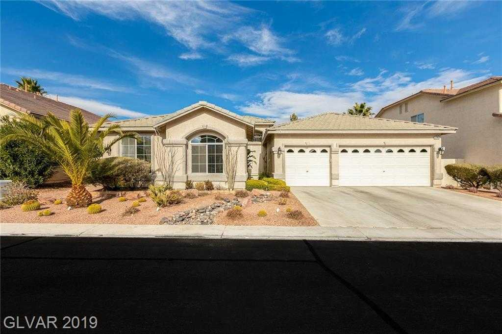 $479,900 - 4Br/3Ba -  for Sale in Astoria Homes At Rhodes Ranch-, Las Vegas