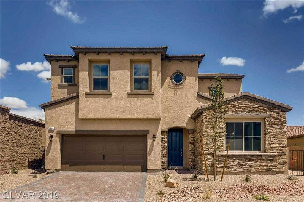 $586,513 - 5Br/5Ba -  for Sale in Rhodes Ranch South Phase 3, Las Vegas