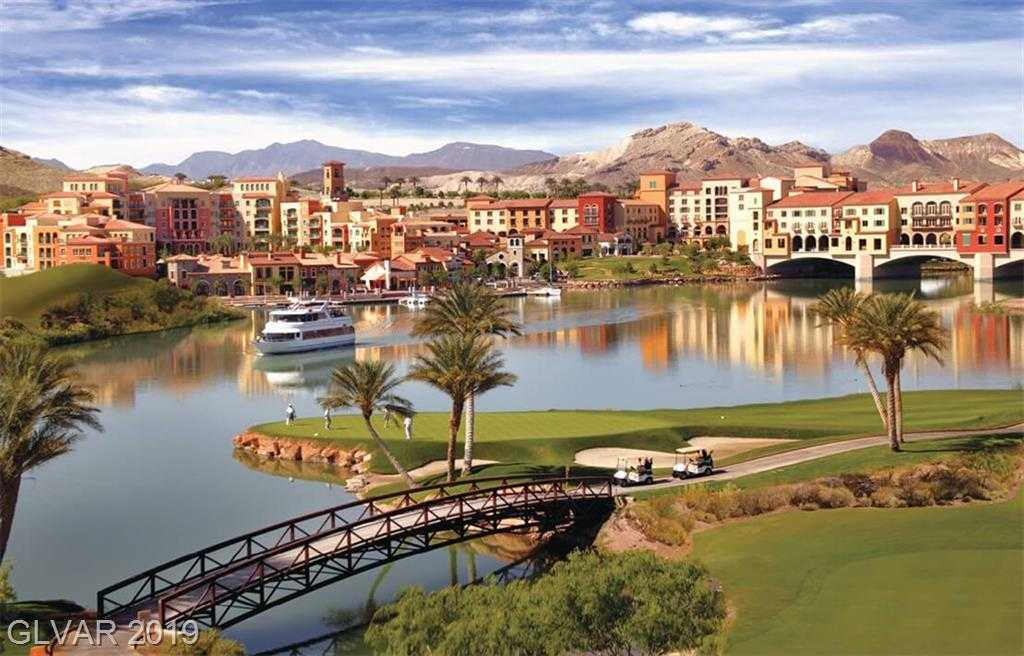 $305,000 - 3Br/3Ba -  for Sale in V At Lake Las Vegas, Henderson
