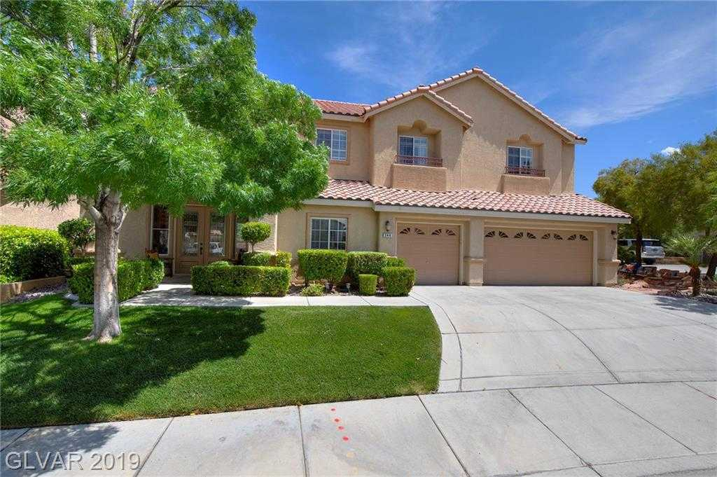 $760,000 - 5Br/3Ba -  for Sale in Green Valley Ranch, Henderson