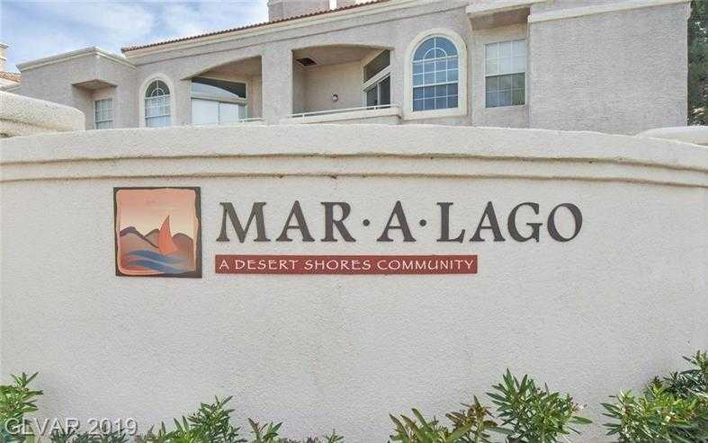 $150,000 - 2Br/2Ba -  for Sale in Mar-a-lago, Las Vegas