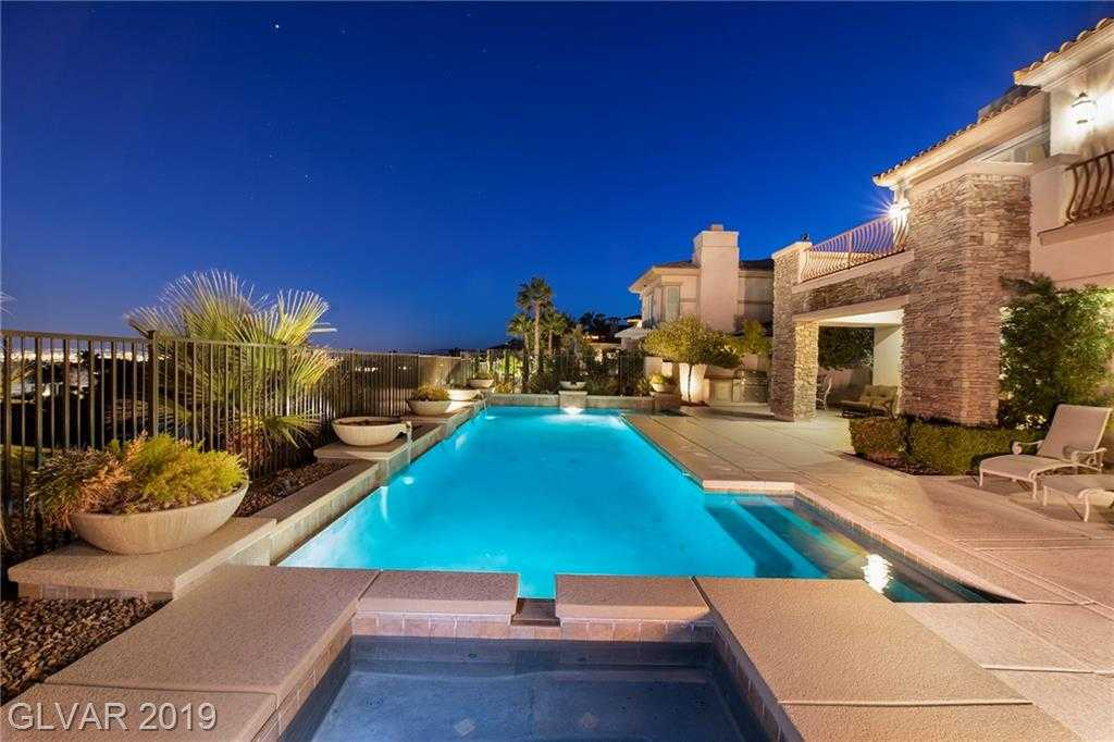 $1,999,998 - 4Br/5Ba -  for Sale in Red Rock Cntry Club At Summerl, Las Vegas