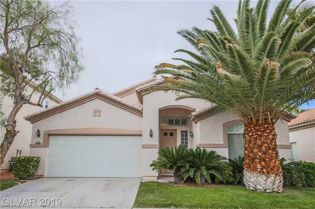$345,000 - 3Br/2Ba -  for Sale in Rhodes Ranch, Las Vegas