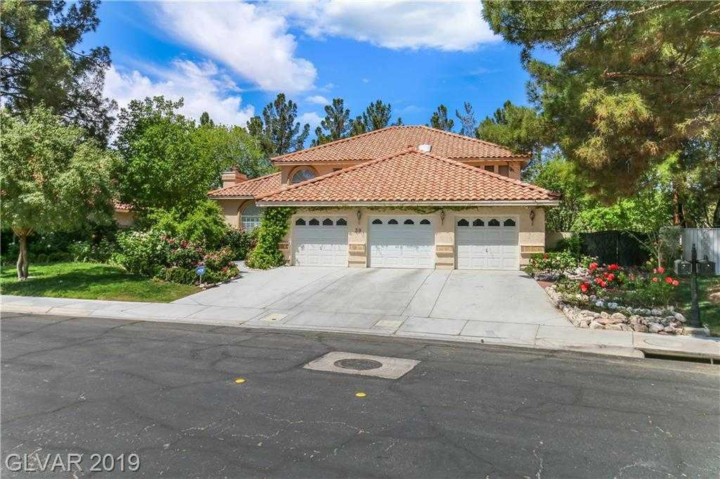 $699,000 - 5Br/4Ba -  for Sale in Quail Summit, Henderson