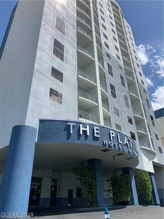 $147,000 - 1Br/1Ba -  for Sale in Platinum Resort Condo, Las Vegas