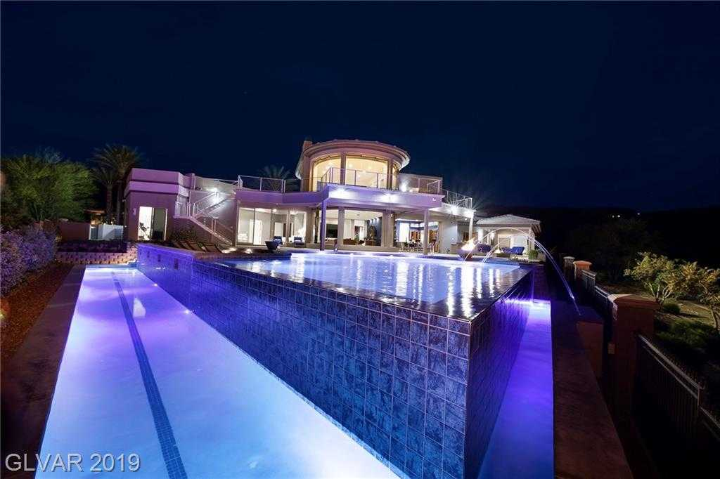 $6,750,000 - 4Br/5Ba -  for Sale in Foothills At Macdonald Ranch L, Henderson
