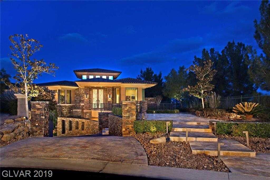$3,295,000 - 5Br/7Ba -  for Sale in Estates At Southern Highlands-, Las Vegas