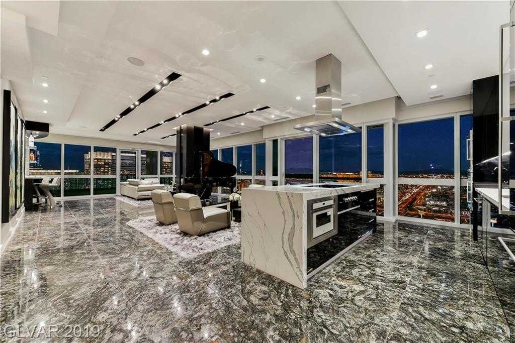 $4,250,000 - 3Br/4Ba -  for Sale in Panorama Tower Phase Iii, Las Vegas
