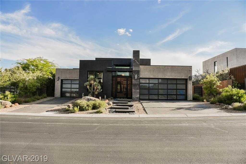 $2,299,000 - 4Br/4Ba -  for Sale in Summerlin Village 18 Ridges Pc, Las Vegas