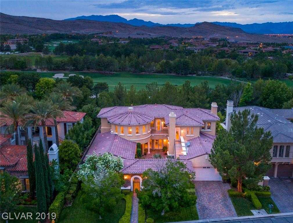 $1,350,000 - 4Br/5Ba -  for Sale in Beleza At Southern Highlands U, Las Vegas
