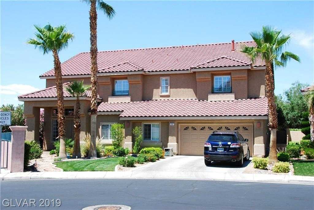 $634,500 - 4Br/5Ba -  for Sale in Green Valley Ranch, Henderson