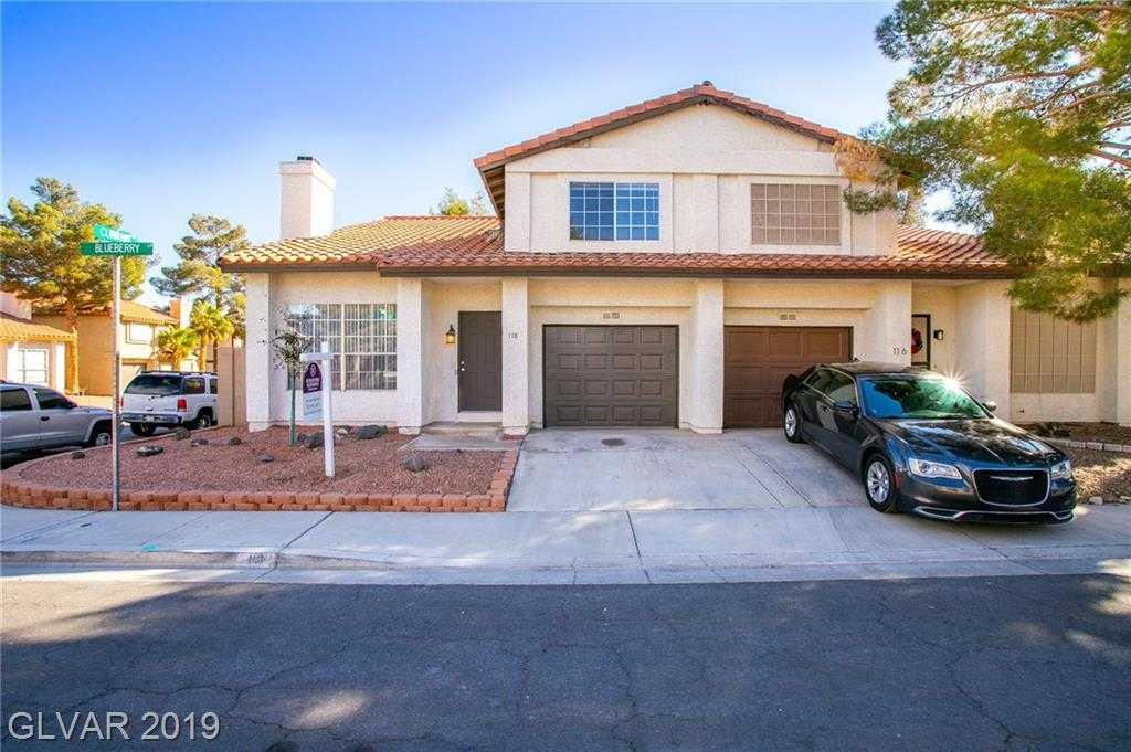 $225,000 - 2Br/3Ba -  for Sale in Oak Forest Villas, Henderson