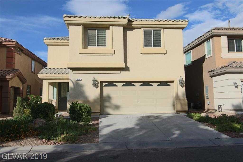 $320,000 - 3Br/3Ba -  for Sale in Parcel 14 At Rhodes Ranch Unit, Las Vegas
