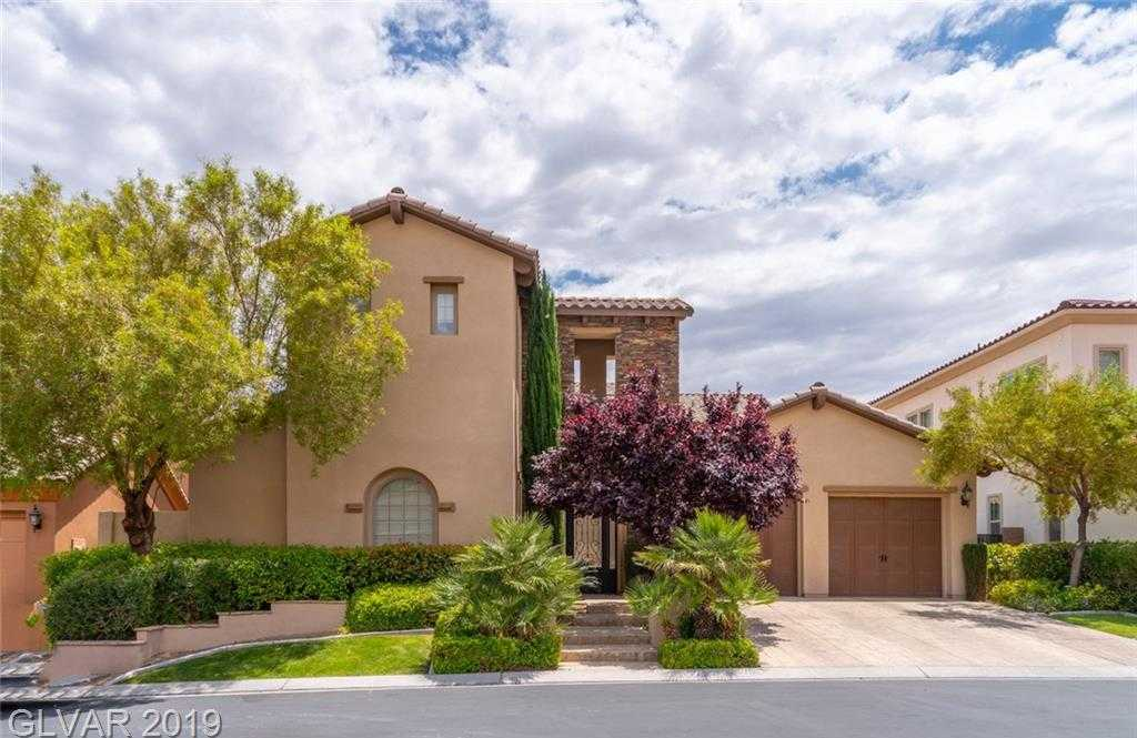 $1,399,999 - 5Br/7Ba -  for Sale in Tuscan Cliffs Southern Highlan, Las Vegas