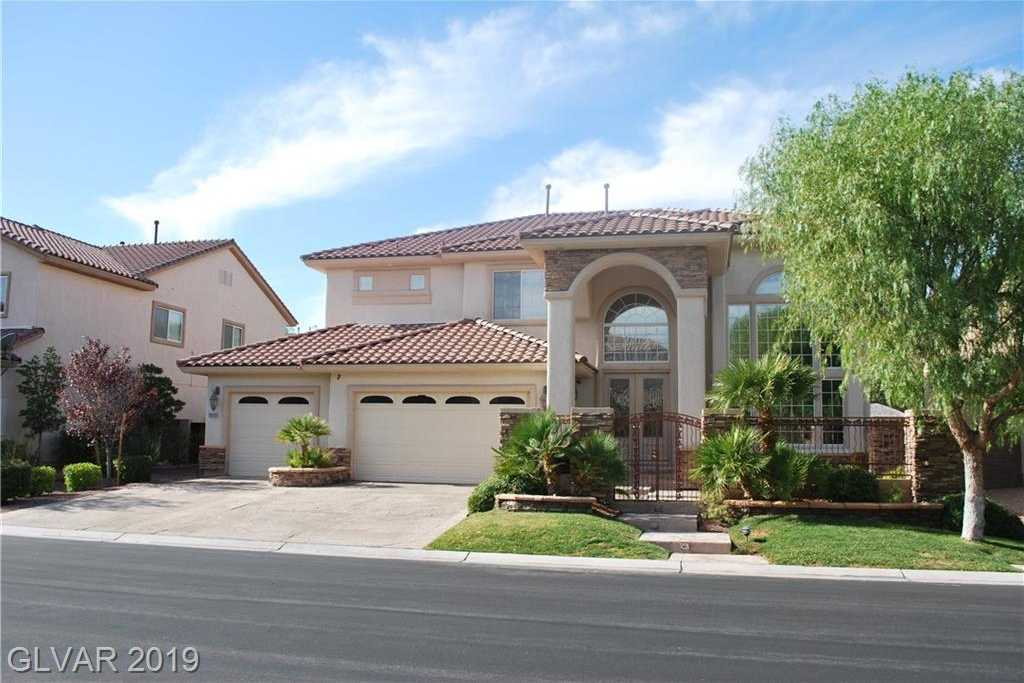 $685,000 - 4Br/6Ba -  for Sale in Foothills At Southern Highland, Las Vegas