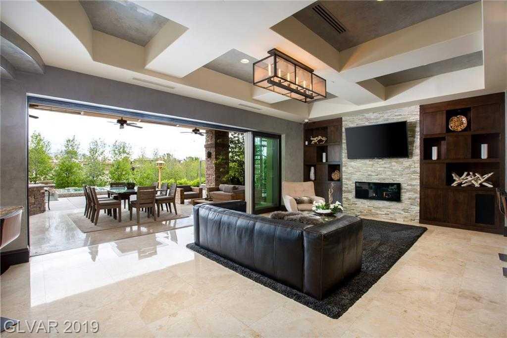 $3,950,000 - 6Br/8Ba -  for Sale in Summerlin Village 18 Ridges Pa, Las Vegas