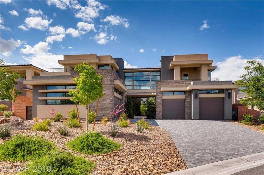 $2,595,000 - 4Br/6Ba -  for Sale in Summerlin Village 18-parcel H, Las Vegas