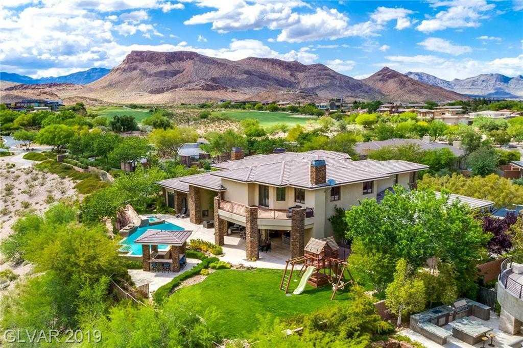 $3,575,000 - 5Br/8Ba -  for Sale in Summerlin Village 18 Parcel C, Las Vegas